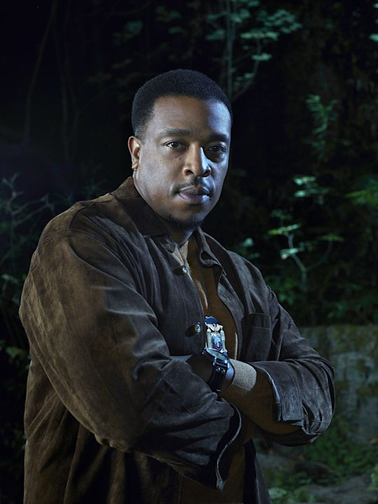 "Russell Hornsby stars as Hank Griffin in ""Grimm."""