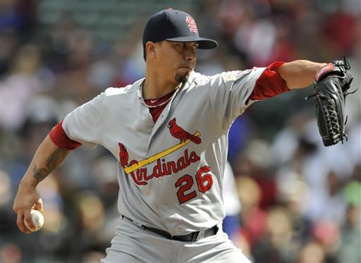 Cardinals win for 6th time in 7 games, hold lead