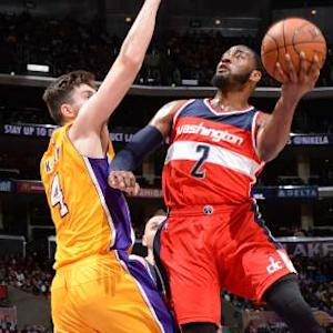 Wizards vs. Lakers