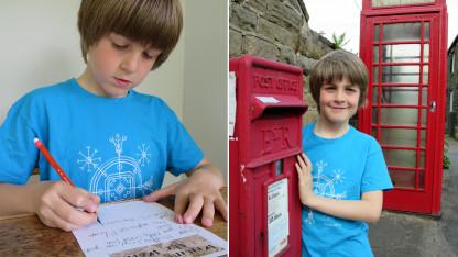 Boy, 9, Has Written Letter to Every Country in the World: 'I Want It To Be Endless'