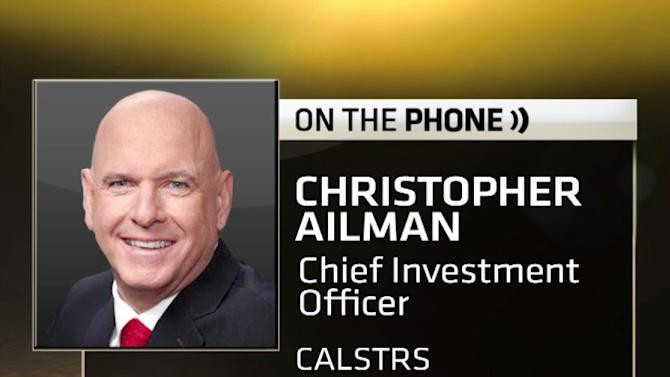 CalSTRS CIO: Here's How I'm Beating Markets