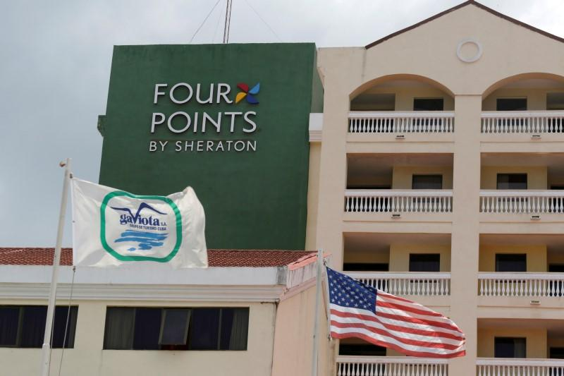 Cuban hotel becomes first to operate under U.S. brand