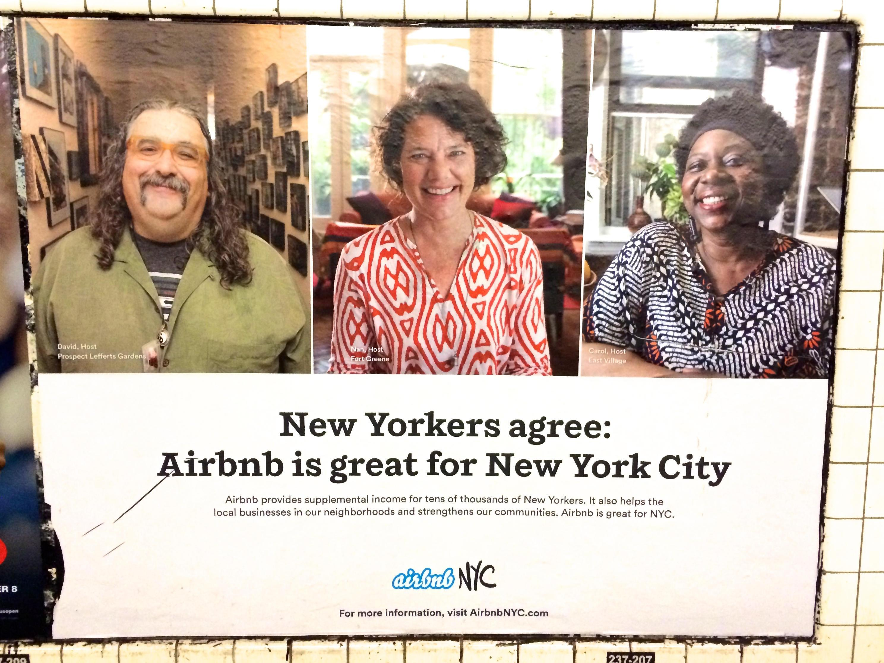 NYC judge said to order Airbnb host to stop 'profiteering' off rental