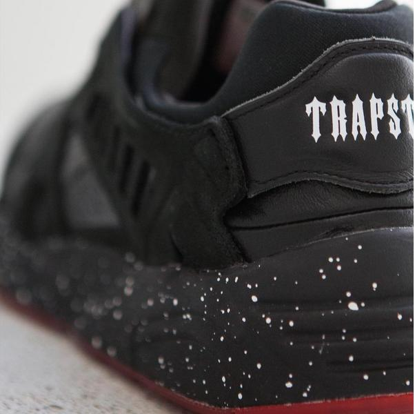 London Streetwear Brand Trapstar Has Its First Sneaker Collab With Puma