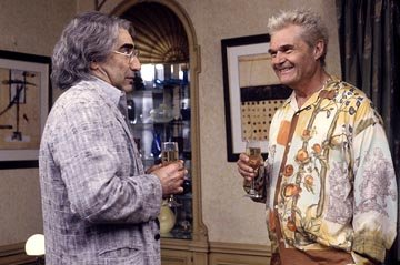 Eugene Levy and Fred Willard in Warner Brothers' A Mighty Wind