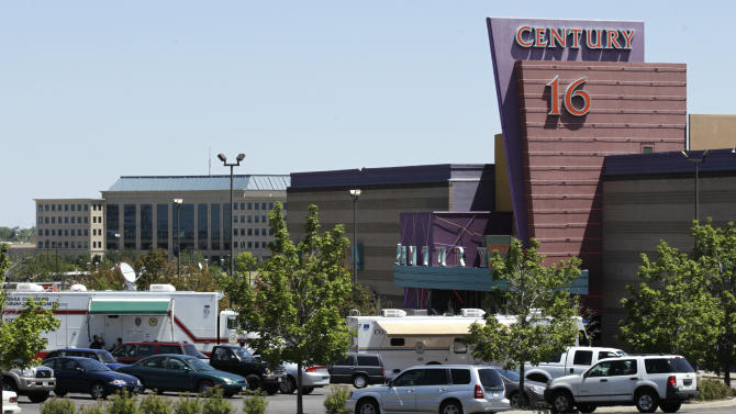 Colo. theater shooting kin reject movie invitation