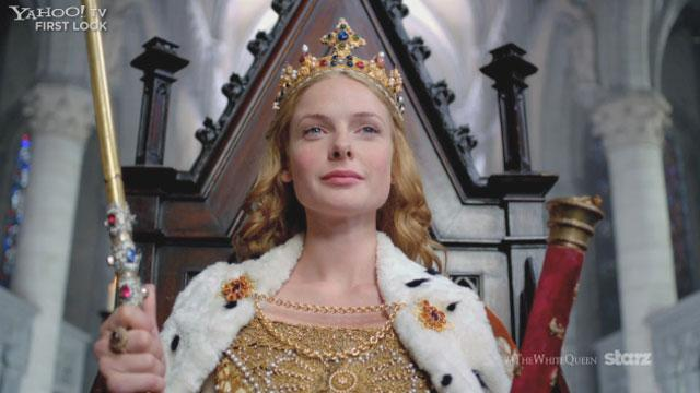 'The White Queen' Exclusive First Look