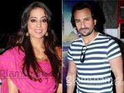 Mahie says &#39;Don&#39;t Touch My Body&#39; to Saif for BULLET RAJA