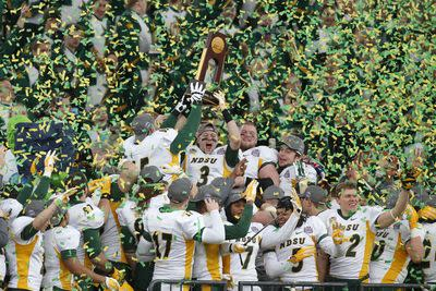 You should watch North Dakota State vs. Montana, college football's real 2015 opener