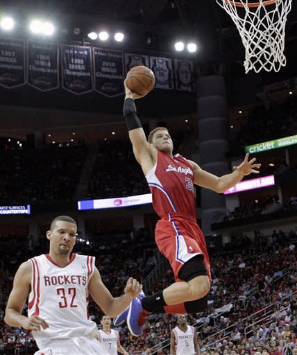 Rockets cruise past Clippers, 98-81