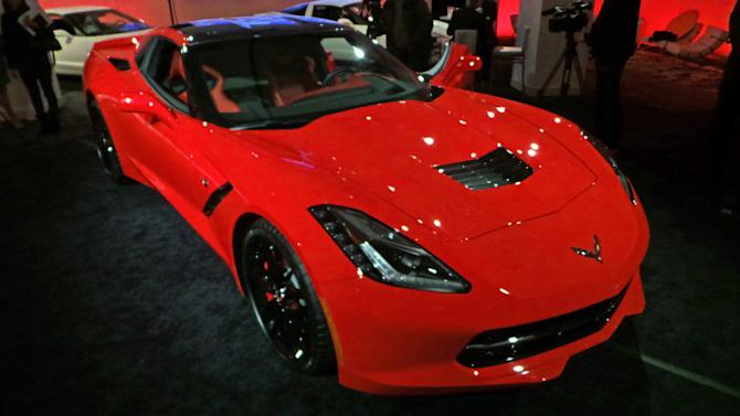 See the Coolest Feature of the 2014 Corvette Stingray