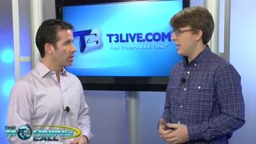 Scott Redler, the Chief Strategic Officer for T3Live.com, and John  Darsie look at how to approach the stock market following strong  earnings reports from Google (NASDAQ, IBM (NYSE:IBM), and Netflix  (NASDAQ:NFLX), and discuss where Apple (NASDAQ:AAPL) is headed.