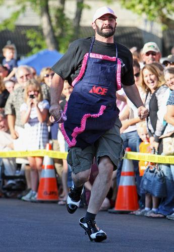 3rd Annual Men in Heels Race