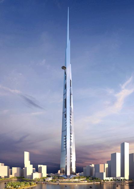 World's tallest tower to be completed by 2017‎