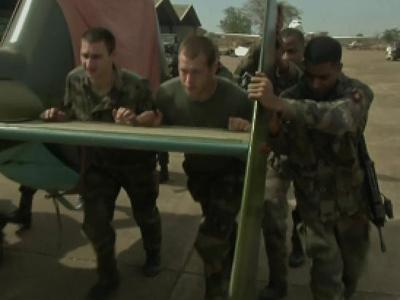 Raw: France to Send 2,500 Troops to Mali