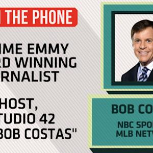 Bob Costas talks MLB and A-Rod