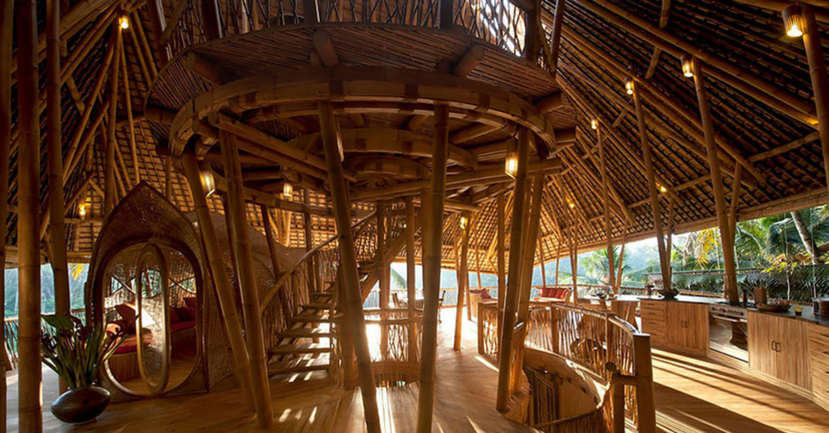 You've Never Seen a Treehouse Like This Before