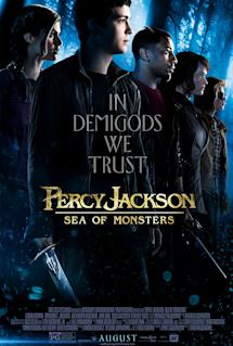 Poster of Percy Jackson: Sea of Monsters