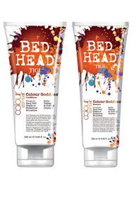 BedHead Colour Goddess Shampoo and Conditioner for Racy Redheads or Bodacious Brunettes