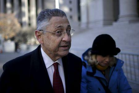 Powerful N.Y. lawmaker collected millions in bribes, prosecutor says