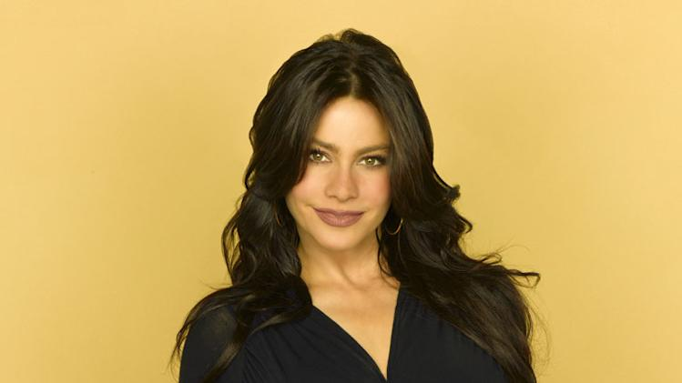 "Sofia Vergara stars as Gloria in ""Modern Family ."""