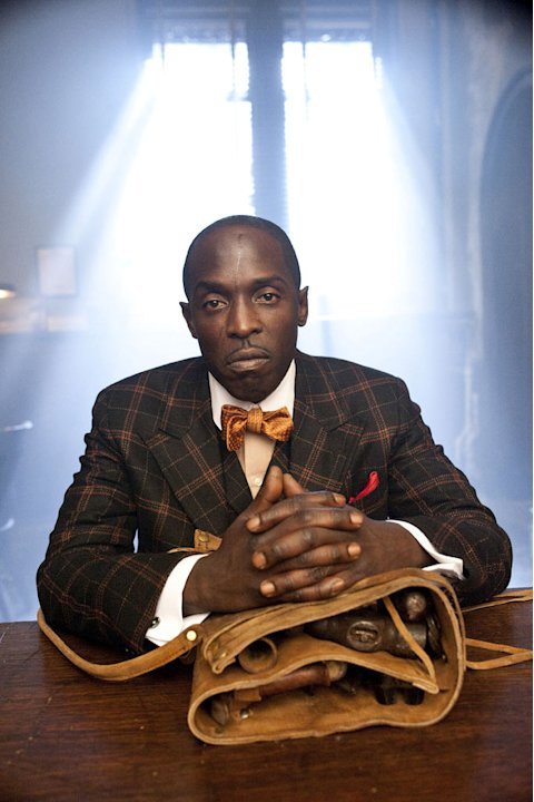 "Michael Kenneth Williams stars as Chalky White in ""Boardwalk Empire."""