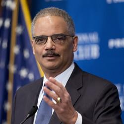 Eric Holder: Ferguson Police Created A 'Toxic' Environment
