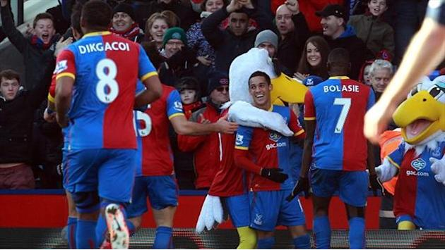 Premier League - Match facts: Crystal Palace v Southampton