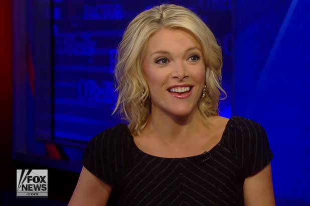 Fox News' Megyn Kelly Visits 'O'Reilly Factor' to Preview Her New Show (Video)