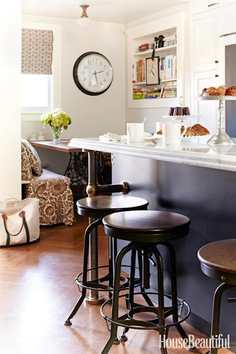A Family-Friendly Kitchen
