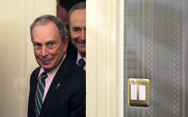 Does Michael Bloomberg Really Need a Newspaper?