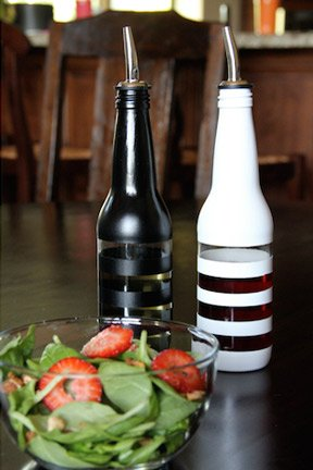 Soda Bottle Oil Dispensers
