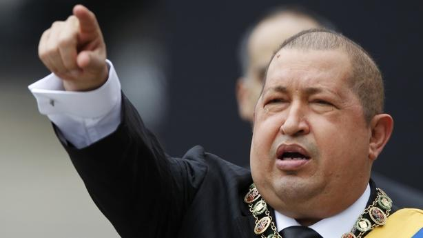 Hugo Chavez Nuttily Claims the U.S. Gives South American Leaders Cancer