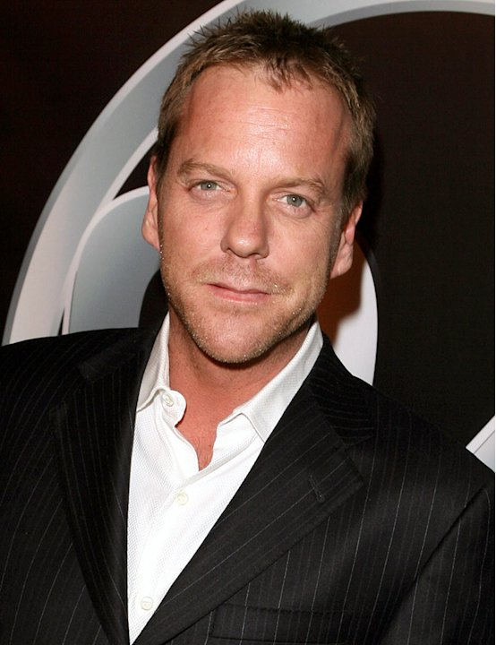 "Kiefer Sutherland at the ""24"" 100th Episode and 5th Season Premiere Party on January 7, 2006"