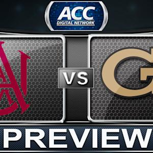 Preview | Alabama A&M vs Georgia Tech | ACC Digital Network