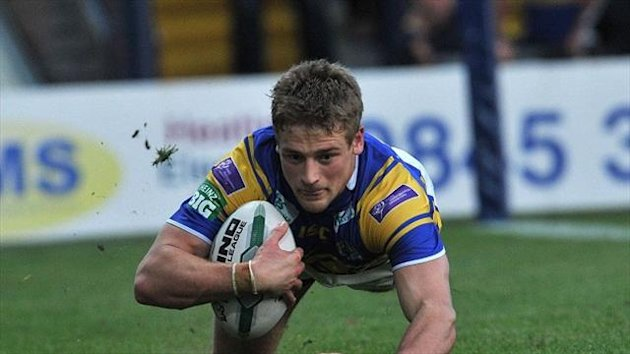 Jimmy Keinhorst will gain first-team experience at Wakefield