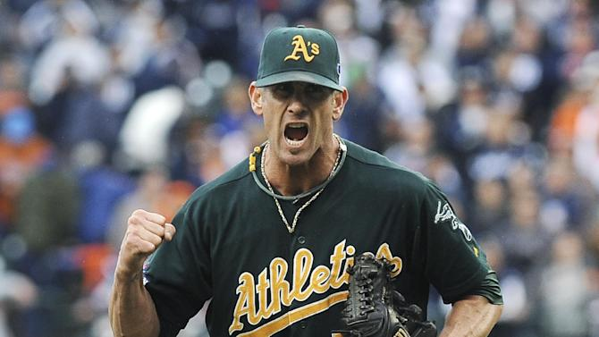 Athletics-Tigers Preview