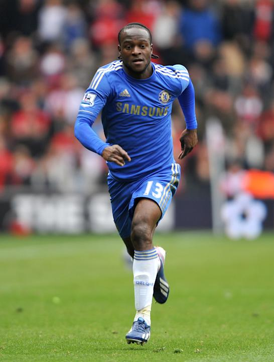 Soccer - Victor Moses File Photo