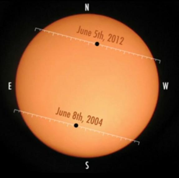 Astronaut to Take 1st Transit of Venus Pictures From Space