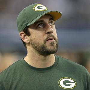 Packers Rule Out Rodgers for Sunday Game