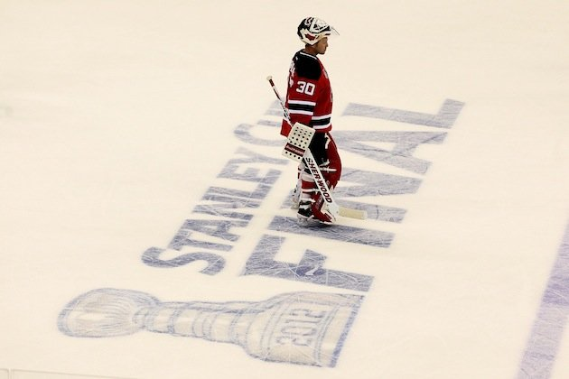 New Jersey Watches Los Angeles Kings Bedevil Them In Stanley Cup Final