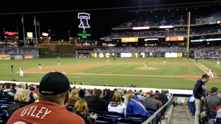 Phillies postpone home opener to Tuesday