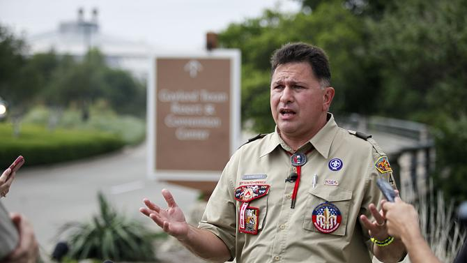 Boy Scouts Of America Vote To Allow Gays Scouts Into Organization