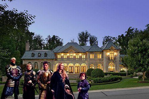 Game of Homes: Lannisters Should Move to D.C.; Here's Where They Should Live