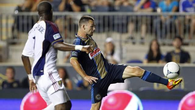Union's Jack McInerney calls for offseason attacking reinforcement