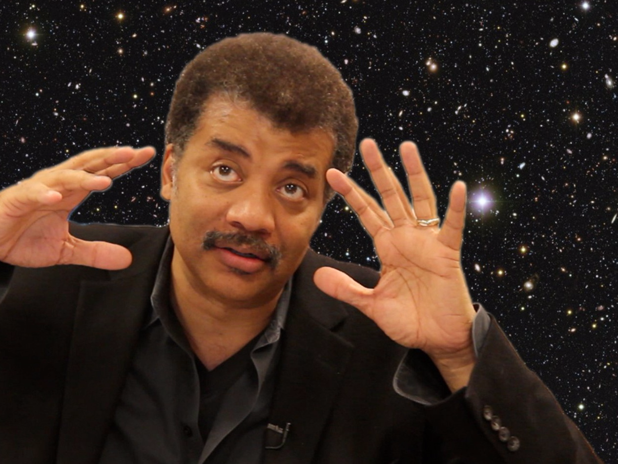 Neil deGrasse Tyson thinks there's a 'very high' chance the universe is just a simulation