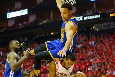 Stephen Curry injury: Warriors star returns after scaryfall
