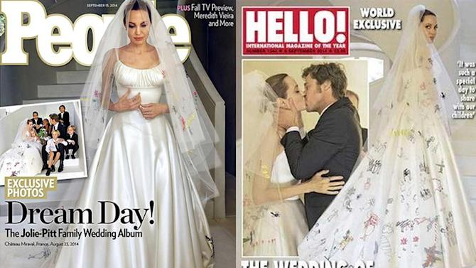 See Brad Pitt & Angelina Jolie's romantic wedding location