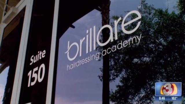 3OYS: Money troubles cut deep at hairdressing academy