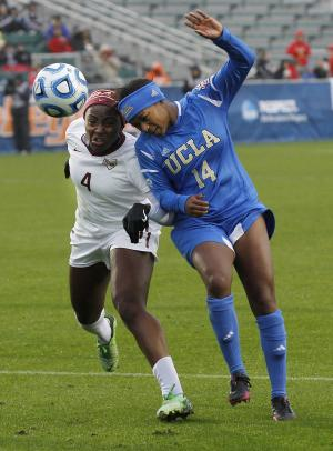 UCLA wins NCAA women's soccer title in overtime
